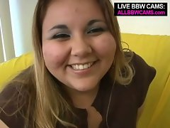 Amazing Big Cute bbw Giant Hooters . Wow You Must See Her Part 1