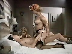 Glamorous classic porn clips with sex