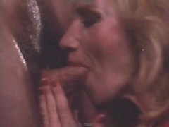 Wicked fun banging in a classic porn movie