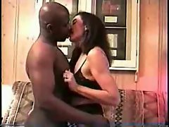 Slutty wife find enjoyment in a xxl ebony cock and hubby films