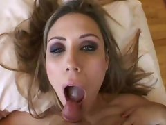 Cumshot compilation mostly in the mouth