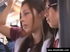Public Sex in Japan - Tempting Barely legal teen Asians Outdoor Fuck 25