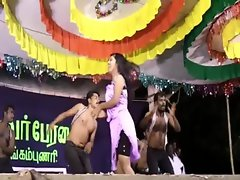 tamil village dance