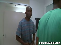 UrbanInvasion - Sex In Bathroom