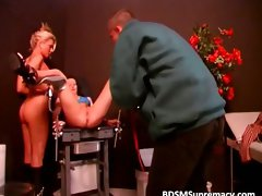 BDSM cunt examination where kinky part3