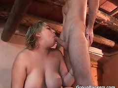 Two heavy and randy experienced vixens banged part2