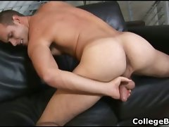 Devin Adams wanking his nice college part5