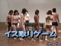 Great attractive Sensual japanese lasses flashing part6
