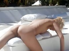 Amazing dream of lovely wow blond