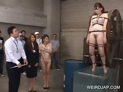Groupsex with asian quim teased