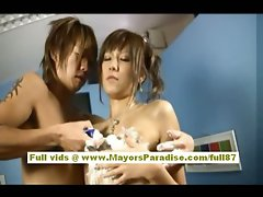 Yume Asak Randy asian amateur cutie having fun
