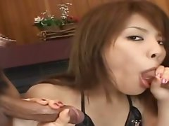 luscious asian butthole shagging with pants