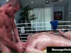Lewd oily massage makes this gay alluring part5