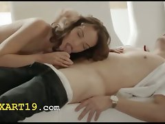 veronika comming home for fuck