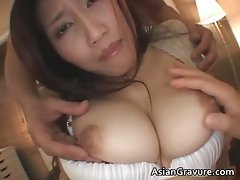 Bigtit perfect asian Nayuka gets her part4