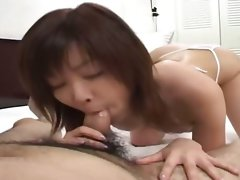 duo asians banging butthole and making blow