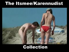 theSandfly Presents Itsmee-Karennudist Beach Voy Collection!