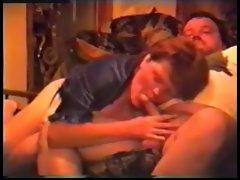 Vintage Homemade Cock sucking Film