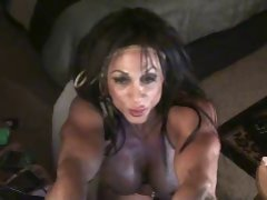 Lynn McCrossin Muscle Cam Foreplay