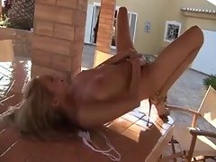 britney s backyard orgasm