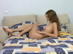 Slutty russian Barely legal teen Julia - Juicy Dressing Up