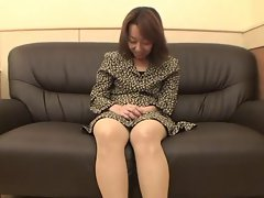 47yr experienced Bushy Kiyoko Tachibana gets Creamed (Uncensored)
