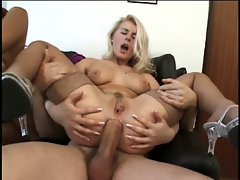 Sandra & Julia double penetration