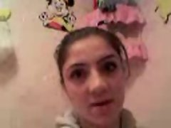 Arabic Babe Mastrubation Om webcam for her Fellow Friend