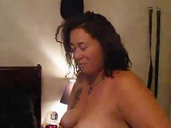 Cute bbw Slutty wife And BBC