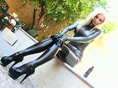 Susan Wayland filthy latex 1
