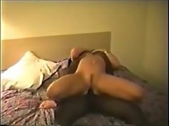 18yo COUPLE TURNED ON BY TEIR BLACK Elder BULL