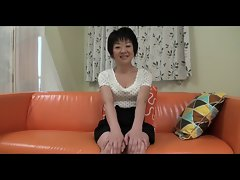 46yr older Yumiko Teranishi Caresses and Shags (Uncensored)