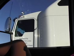 Flashing Truckers