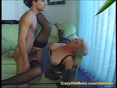 aged buxom momma is extreme sensual today