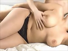filthy natural enormous melons chick banged on homemade