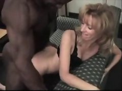 Hubby films dirty wife with her Ebony Bull 1 (west)