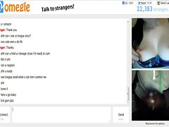 Omegle 91 (Cum for Big tits)