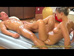 luscious slippery nuru massage