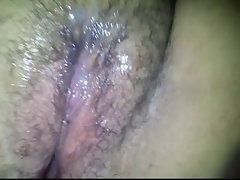 Shagging My Hirsute Obese Girlfriend (Part 2, With Cumshot on her Pussy)