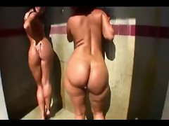 Big butts Revenge - Monica Santhiago and Darlene (Brazilian)