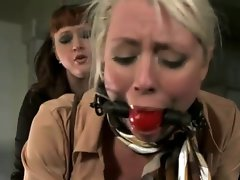 Mistress Has Fun With Her Woman Slave!!!!!!!