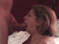 Attractive mature Large melons Queen Marti Loves Stroking Pecker