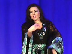 Alla Kushnir sexual Belly Dance part 17
