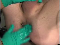 Prostate Massage & Bum Fisting at the Clinic