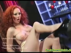 Redhead Chick Get Double Rectal Sex