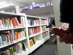 Public cum at the Library
