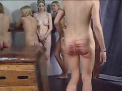 Freaks of Nature 146 Heavy Caning for Ballet Randy chicks