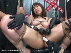 Seductive japanese Bondage Sex - Intense BDSM Alluring Punishment 3