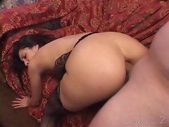 Monica Breeze gets her tough stunning anal pounded