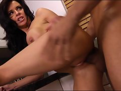 Tempting Veronica Avluv is rutted up her damp clunge